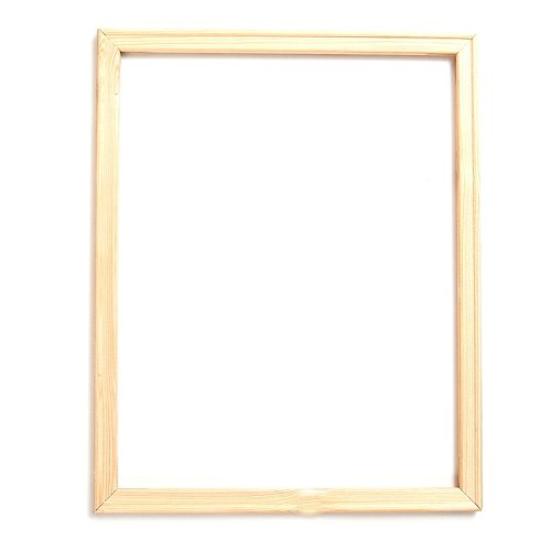 40X50 cm Wooden Frame DIY Picture Frames Art Suitable for Home Decor Painting Digital Diamond Drawing Paintings
