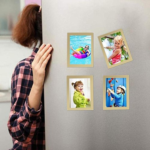 A4 / A3 Size Shatter-resistant Magnetic Photo Frame For Document Photo Pickett Canvas Art Print Poster Frame #20