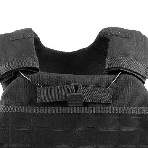 Outdoor Training Tactic Vest Body Armor Adjustable Combat Vest Molle Plate Carrierr Vest CS Protective Vest Gear