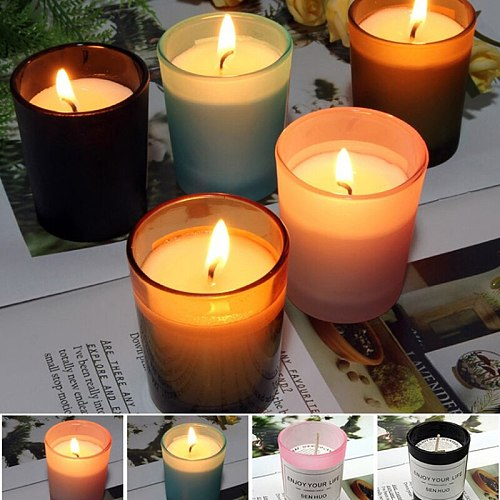 Nordic Scented Candles Home Decoration Wedding Wax Candles