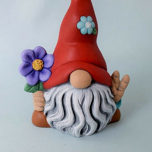 Garden Miniature Colorful Gnomes Yard Garden Decor Collectible Figurines Decorations Garden Accessories Décoration De Jardin