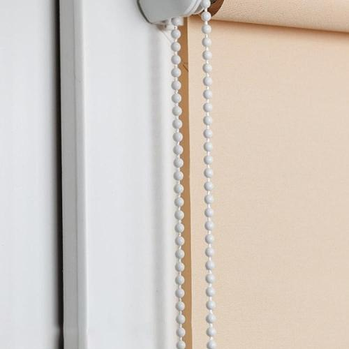 PVC Non-adjustable Hook Curtain Shutter Accessories Window Blind Home Decor Window Treatments Hardware Manual Roller Blinds