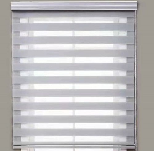 ThickenHigh quality  soft shutter window blinds curtains double layers shading fabrics water proof and oil proof easy to install