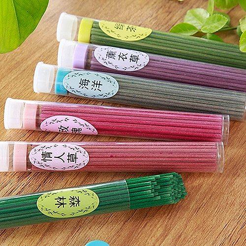 50PCS Sticks Incense Burner Fragrance Spices Natural Aroma Sandalwood Air Freshener Sandalwood Incense Sticks Fragrance Spices
