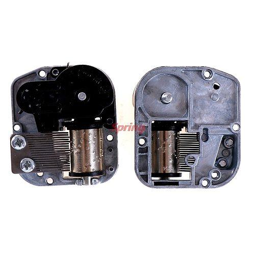 - Hot 1PCS Mechanical Diy Windup Music Box Musical Movement Screws Key Silver Approx 50g Craft Decoration Home Decor