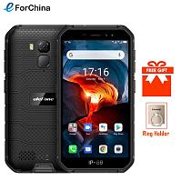 Ulefone Armor X7 Pro NFC Android 10 IP69K Shockproof Mobile Phones 4GB 32GB GPS Cellphone 4000mAh Rugged Smartphone 2.4G/5G WLAN