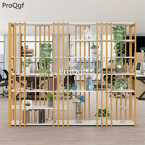 Prodgf 1 Set Minshuku 100*35*200cm Display Shelf Home Decoration