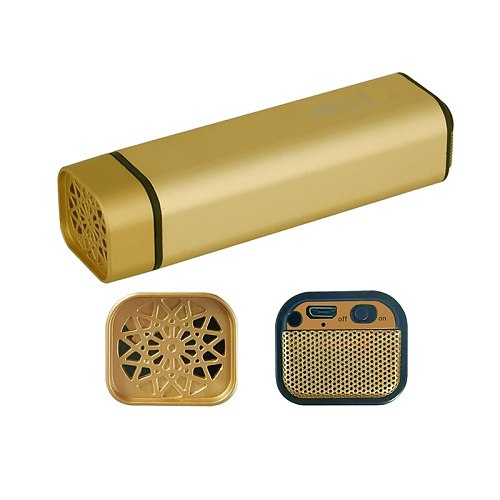 Rechargeable USB Incense Burner Portable Electric Bakhoor Aroma Diffuser Mini Arabic Incense Holder Muslim Home Decoration