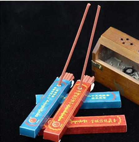 Handmade Tibetan Incense Natura Tibetan Medicine Berbs Incense Sticks