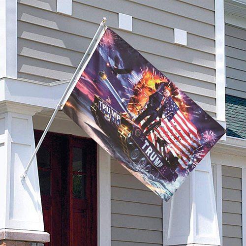 Aluminum Alloy Outdoor Telescopic Wall Flagpole Bracket Flag Holder Base Household Decorative Accessaries Supplies
