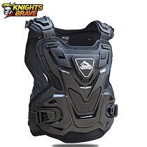 Motorcycle Body Armor Motorcycle Jacket Motocross Moto Vest Back Chest Protector Off-Road Dirt Bike Protective Gear