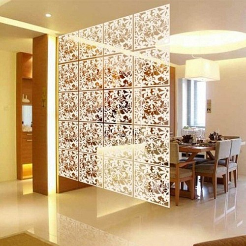 /Home Fashion Decoration Butterfly Flower Hanging Screen Partition Hollow Hanging Screen Restaurant Living Room/