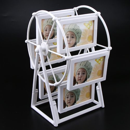 Rotating Sky Ferris Wheel Photo Frame for 3'' Photograph Keepsake Gift