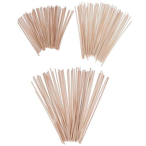 50pcs 12/15/20cm Aroma Diffuser Replacement Rattan Reed Sticks