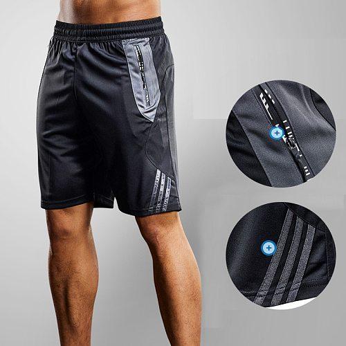 Mens Fitness Running Shorts Men Sport Shorts Breathable Quick Drying Training Gym Sport Shorts Men Joggers Shorts Soccer Shorts