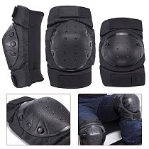 Motorcycle Knee Pad Protector Riding Skiing Tactical Snowboard Skate Motocross Protective Knee Guard Moto Knee Support