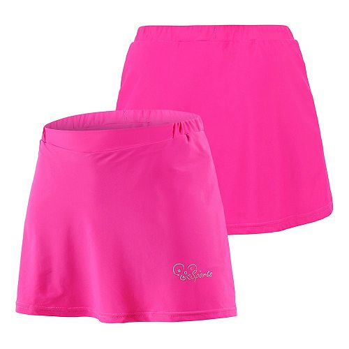 Women Bicycle Cycling Shorts 2-in-1 Cycling Skort with Gel Padded Liner Bike Shorts Quick Dry Athletic Sports Skirt