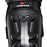 WOSAWE Adult Motorcycle knee Elbow pads Moto Motocross Racing Off-Road Protective Gear Protector Guards With Breathable Hole