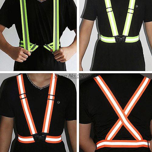 Motorcycle jacket reflective Accessories safe moto rider jacket for Oxford Moto Motocross Protection Kids Motor Vest