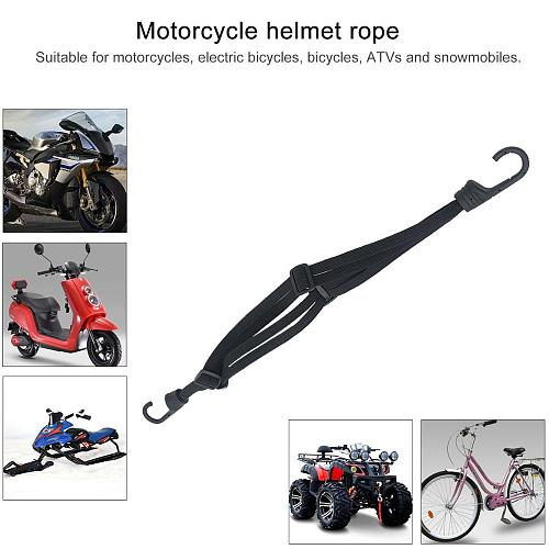 NEW Motorcycle Helmet Straps Hooks Luggage Net Rope for SUZUKI DRZ400E DRZ400S SM DR250R DJEBEL250XC 250SB