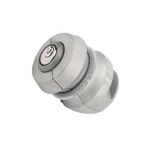 Trailer Coupler Lock Trailer Lock Spherical Anti‑corrosion for Trailer Couplings