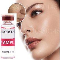 10 vials 5ml Cross-linked HA Hyaluronic Acid Pure Micro Molecular Mesotherapy HA Collagen Hyaluronic Acid Skin Whitening Serum