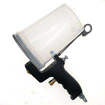 Pneumatic air Gelcoat Dump Spray Gun, air Gel Coat sprayer painting tools