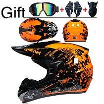 2021 Motorcycle Helmet Off-road Motorbike Professional Casque Moto Cross Helmets Racing Motocross Helmet Capacetes DOT Approved