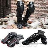 New Motorcycle Racing Motocross Knee Protector Pads Guards Protective Gear High Quality Drop ship Dropshipping