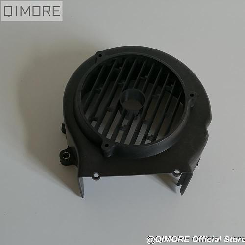 Cooling Fan Cover for Scooter Moped ATV QUAD Go-Kart 152QMI 1P52QMI 157QMJ 1P57QMJ GY6 125 GY6 150