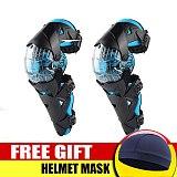 2021 Motorcycle Knee Pads Motocross Men Carbon fiber Protective Gear Knee Guard Knee Protection Motorbike Kneepads