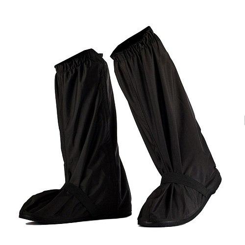 1PC Raincoats Non-slip Shoe Cover Waterproof reusable Motorcycle Cycling Bike Rainwear Shoes Rain Covers Easy to ride for rider
