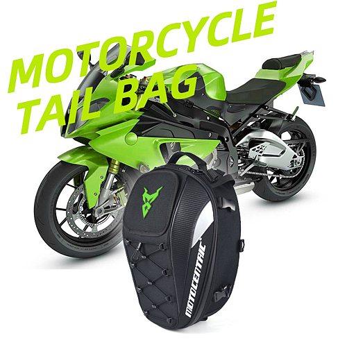 Motorcycle Bag Waterproof Mochila Moto Motorcycle Tank Bag Helmet Bag Motorcycle Backpack Multi-functional Tail Backpack