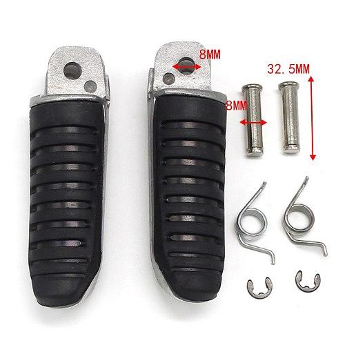 Motorcycle Footrests Foot pegs front For Suzuki GSF1200 GSX1200 GSF400  GSF600 GSF600S GSXR1100 GSX750 Katana GSX400 RF600 RF900