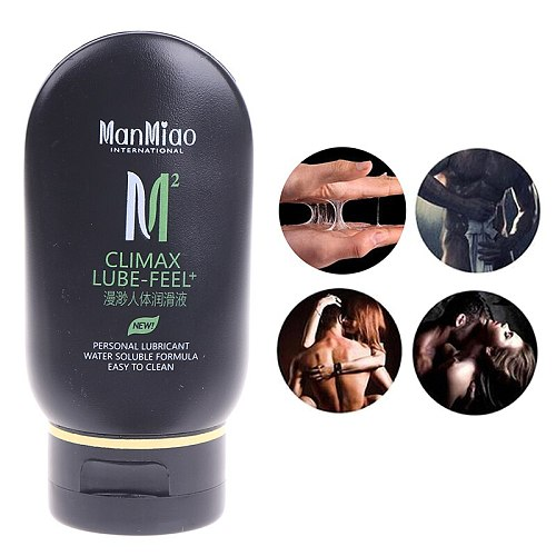 60ml Silk Touch Anal Analgesic Sex Lubricant Water Base Pain Relief Anti-pain Gel Anal Lubrication of Sex Oil for Adults