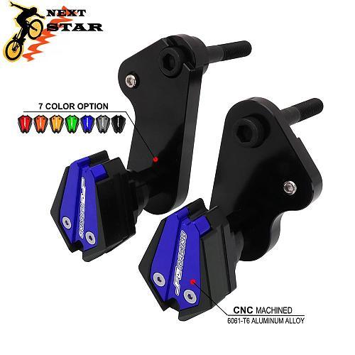 CNC Motorcycle Falling Protection Frame Slider Fairing Guard Anti Crash Pad Protector For Yamaha YZF R1 YZF-R1 YZ-FR1 2009-2014