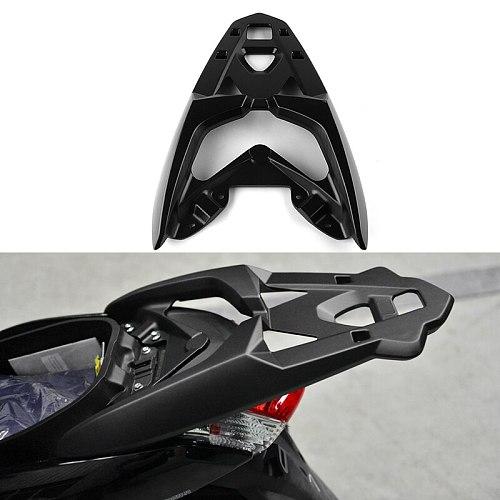 New Motorcycle Black Tail Rear Luggage Trunk Bracket Handlebar Cargo Holder for Yamaha NMAX155