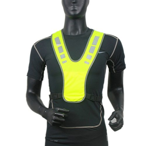 Outdoor Night Riding Running Reflective Vest Safety Safety Sports Vest Night Bicycle Cycling Riding Jogging Vest Guide