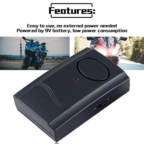 New Alarm For Motorcycle Motorbike Scooter Anti-Theft Alarm Security System Universal Wireless Remote Control 120db