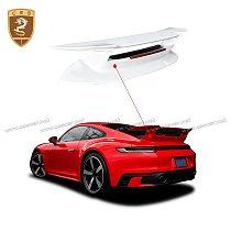 FRP rear spoiler for Porsche 911 992 2012-2015 rear wing AC style auto car