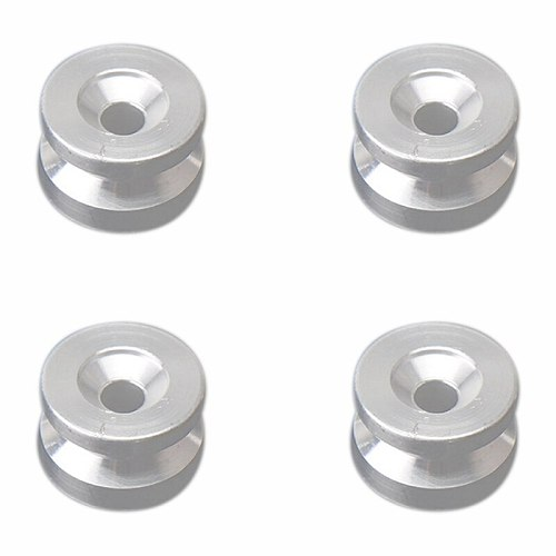 Motorcycle Top Rear Luggage Tool Box Case Trunk Bracket Bushing Pad Spacers Buckle Accessories Universal