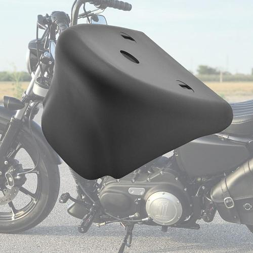 Matte Black Front Spoiler Lower Chin Fairing Practical Engine Cover for Davidson Sposter 04-14 Motorcycle Accessories