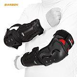 WOSAWE MTB Motorcycle Knee Pads Elbow Protection Set Motocross Snowboard Racing Ski Roller Body Protective Suit Kneepads Adult