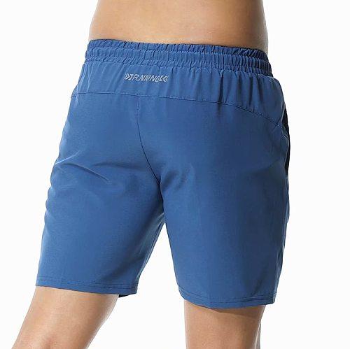 Mens Running Shorts Gym Wear Fitness Workout Shorts Men Sport Short Pants Tennis Basketball Soccer Training Shorts 2020