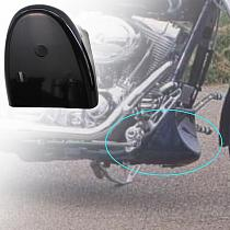 Glossy Black Front Spoiler Lower Chin Fairing Reliable Engine Guard for Davidson Sposter 04-14 Motorcycle Accessories