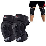 WOSAWE Motorcycle Knee Pads Guards Elbow Racing Off-Road Protective Kneepad Motocross Brace Protector Motorbike Protection