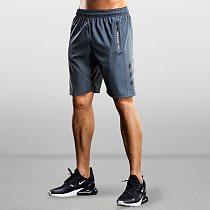 Mens Fitness Running Shorts Men Sport Shorts Breathable Quick Drying Training Gym Sport Shorts Men Joggers Shorts Gray1