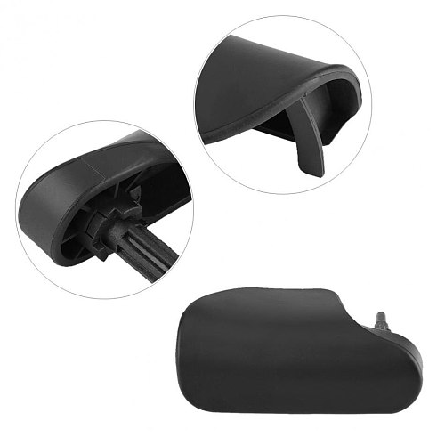 Car Hood Bonnet Release Lever Handle Cover for Audi TT TTRS 2007-2014 8J1 823 533 C Car Styling Left Hand Driver