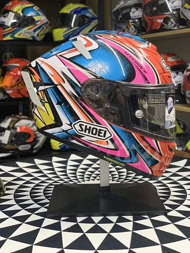 Full Face Motorcycle helmet X14  PINK DAIJIROo helmet Riding Motocross Racing Motobike Helmet