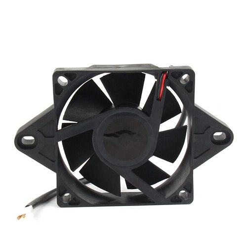 6 Inch Radiator Fan 12V Radiator Electric Cooling Fan For 150c 250cc Motorcycle Quad Dirt Bike ATV Buggy Pit Bike